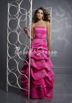 Robe de Soirée Longue-Prestige Bright A-ligne de robe de soirée AXED256