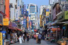 Die Top 20 Sehenswürdigkeiten in Seoul, der Hauptstadt von Korea - Swiss Nomads Seoul Korea, Times Square, Top, Temple, Asia, Vacations, Shirts