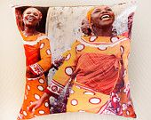 African Life Range - Gates of Heaven cushions African Life, African Women, Trending Outfits, Gates, Unique Jewelry, Handmade Gifts, Heaven, Cushions, Range