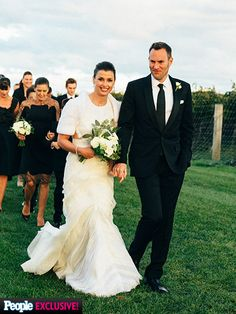Inside Bridget Moynahan and Andrew Frankel's Elegant, Intimate Surprise Vineyard Wedding http://www.people.com/article/inside-bridget-moynahan-andrew-frankel-wedding