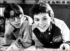 Fred Savage in the wonder years.