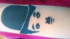 Another watch :) my beauty charlie ^^   #charliechaplin #charlie #chaplin #tattoo