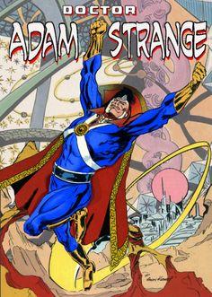 Doctor Adam Strange