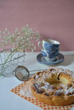 Brioche au Nutella : Façonnage Russe - Safran Gourmand