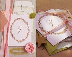 Bodas con detalle - Blog de bodas con ideas para una boda original: Meseros imprimibles para tu boda