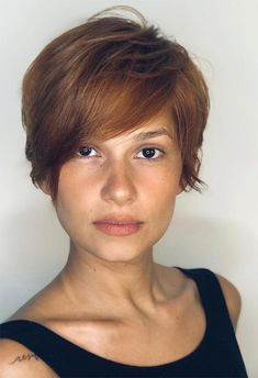 Cool Pixie Haircuts & Hairstyles for Women