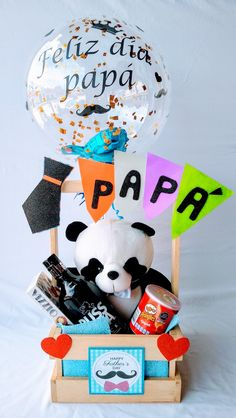 Gift Box For Men, Gifts For Dad, Birthday Breakfast, Surprise Box, Circuit Projects, Happy Father, Special Gifts, Fathers Day, Projects To Try