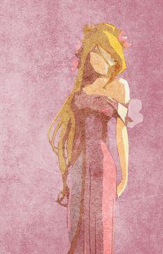 Enchanted inspired design (Giselle). #iPhone #Disney #RedBubble