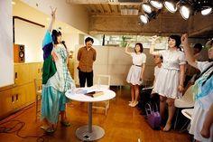 【バンタンデザイン研究所】夢眠ねむ×坂部三樹郎が、本気で語る。「ファッションと、アートと、でんぱ組.inc」とは?