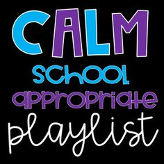 Calm Classroom Playlist, a playlist by missbensko on Spotify Calm Classroom, Music Classroom, Science Classroom, Future Classroom, School Classroom, Classroom Ideas, Classroom Rules, Teaching Secondary, Teaching Time
