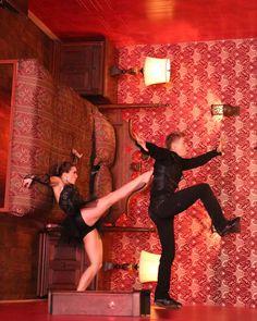 Derek Hough's amazing choreography  -  Dancing With the Stars  -  season 16  -  week 8  -  spring 2013