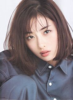Ishihara Satomi hairstyle collection - Page 13 of 25 - lovemxy