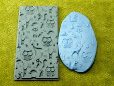 This item is unavailable Face Stencils, Laser Cut Stencils, Rubber Texture, Tiles Texture, Metal Clay, Just Amazing, Emboss, Woodland, Stamp