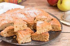 Almás piskóta | Életem ételei I Foods, Cornbread, Low Carb, Ethnic Recipes, Blog, Millet Bread, Blogging, Corn Bread