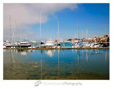 Orlando Photographer| Urban Landscape Photography| Sliwa Studios Photography| San Francisco Bay| Sail Boats| Sky Water Reflection| 2010