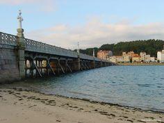 Puente O Grove/ La Toja, Pontevedra, Galicia, España