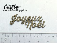 Chipboards Joyeux Noël par Cuts2luv sur Etsy 9 And 10, Calligraphy, Words, Etsy, Collection, Happy Merry Christmas, Noel, Calligraphy Art, Horse