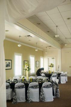 Recent Vow Renewal staff setting up @  Grace Hopper Hall, Baldwin Park, Orlando Fl