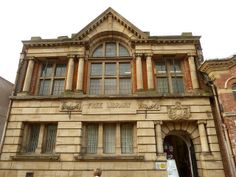 Opened in 1905 Carnegie Library, Public Libraries, West Yorkshire, Bookstores, Britain, 1960s, Nostalgia, England, Mansions