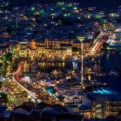 Pothia, Kalymnos - Greece.