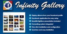 Infinity Gallery Joomla Extensions