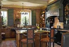 French Country Kitchen Cabinets - Bing Images