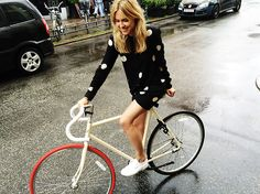 paris2london: (via BIKE CITY | Look De Pernille) - french scrapbook