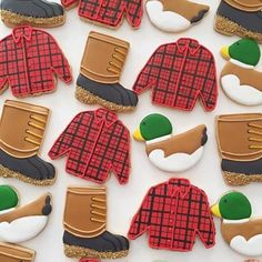 // My kind of Christmas cookies. <3