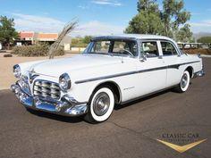 1955 Imperial Four-Door Sedan