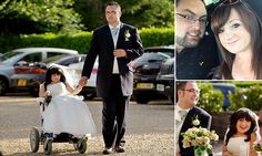 OVERCOMING DIFFICULTIES:Tiny bride just 2ft 8in tall reveals joy at marrying 6ft 1in groom
