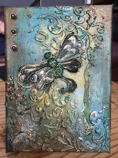 The Artistic Stamper Creative Team Blog: Finnbair inspired Butterfly By Dee