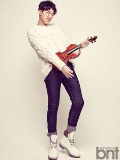 Benji (B.I.G) - BNT International January '17 Fandom, Korean Star, Big Boys, Bae, Photoshoot, Kpop, January, Entertainment, People