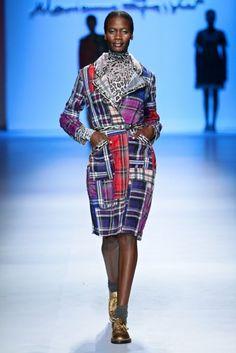 Marianne Fassler for Mercedes-Benz Fashion Week Joburg 2014 - BellaNaija - March 2014002 South African Fashion, African Fashion Designers, African Colors, African Design, Sustainable Fashion, Love Fashion, Mercedes Benz, Women Wear, Dresses For Work