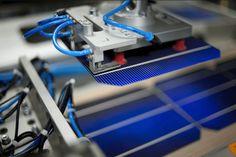 A New Way to Produce More Efficient Solar Cells #solarpower #solarenergy #energy #renewableenergy