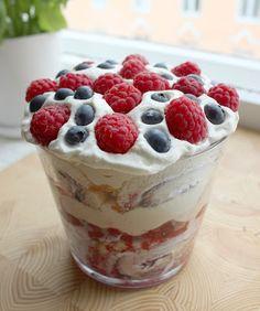 Kulinaari: Royal Sherry Trifle
