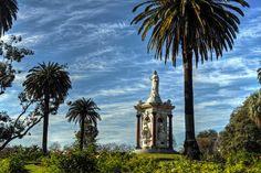 Queen Victoria Gardens, Melbourne Australia (1024 x 683)