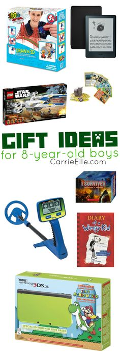 300 8 Year Old Boys Gifts Ideas Christmas Presents For Eight Year Olds 8 Year Old Boy Cool Toys