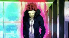 Suoh Mikoto - K Anime Project