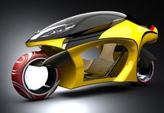 Sampdesign Leo, motorcycle concept, Mauricio Sampaio, Future Motorbike, electric motor
