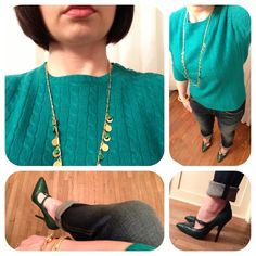 {emerald} #jcrew #rag_bone #toryburch