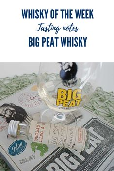 Review and tasting notes for the Big Peat Blended Malt whisky Whisky Tasting, Malt Whisky, Cigar, Whiskey, Scotland, Notes, Whisky, Single Malt Whisky, Report Cards