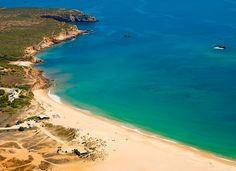 #Beach Praia do Martinhal, Algarve, Portugal | via http://blog.turismodoalgarve.pt
