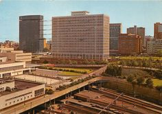 Johannesburg Station viewed from Wanderers Street News South Africa, Third World Countries, My Family History, Slums, Built Environment, Urban Planning, Aerial View, Live, Urban Decay