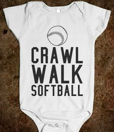 Crawl Walk Softball