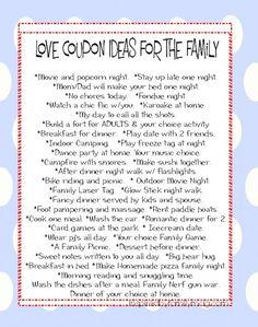 Diy Holiday Coupon Book  One Artsy Mamaone Artsy Mama  Holiday