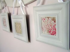 framed fabric