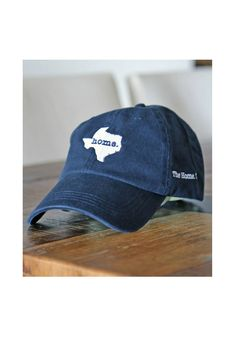 321ad0bf09e The Texas Home Hat is a great way to show off your state pride