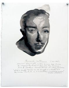 In het magazine DeLUXE bij NRC Handelsblad staat dit weekend nog niet eerder gepubliceerd werk van Marlene Dumas. Dumas, een van de succesvolste kunstenaars van deze tijd, is de gastredacteur van het magazine. Bekijk ook hier online drie nog niet eerder getoonde waterverfportretten.