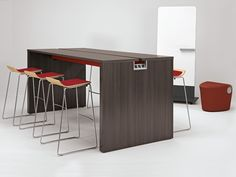 #Allsteel Harvest table, Gather Collaborative collection, office furniture