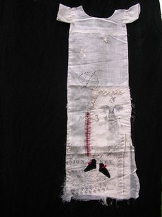 Dress Sampler, 2002 by Tara Badcock, via Flickr